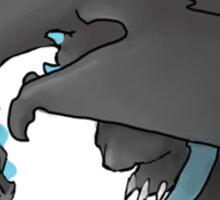 Mega Charizard X Sticker