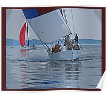 Head On Sails Poster