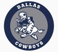 Dallas Cowboys logo 1 One Piece - Short Sleeve