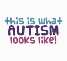 Autism Cutie Kids Clothes