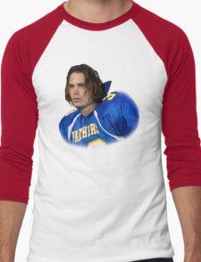 33 33 33 33 33 33 Men's Baseball ¾ T-Shirt