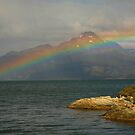 Rainbow at the End of the World by naturalnomad