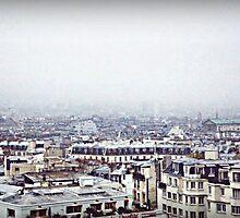 foggy French mornings by kellieanne21
