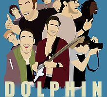 Dolphin Waterslide by TheFilmowski