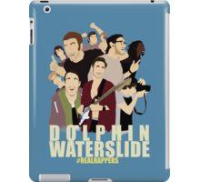 Dolphin Waterslide iPad Case/Skin