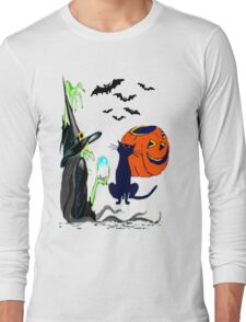 Child's Hallowe-en Tee Long Sleeve T-Shirt
