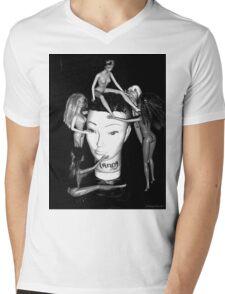 All Hail  Mens V-Neck T-Shirt