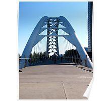 The Humber Bay Bridge Poster