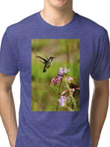 The Backlit Wing Tri-blend T-Shirt
