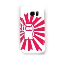rising sun domo pink Samsung Galaxy Case/Skin