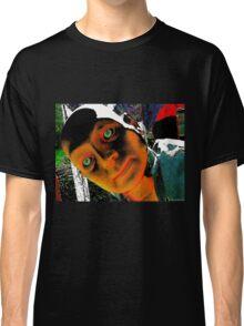 Hugo, Man of a Thousand Faces Hits the Acid Classic T-Shirt