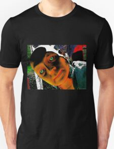 Hugo, Man of a Thousand Faces Hits the Acid T-Shirt