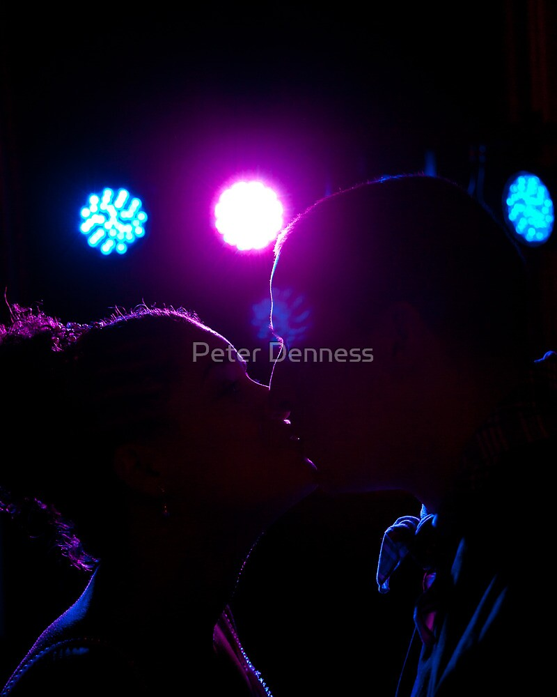 Love on the Dancefloor by Peter Denness