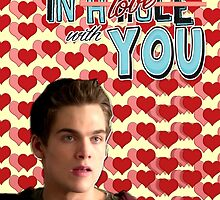 Season 5 Teen Wolf Greeting Cards [Liam] by thescudders
