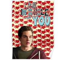 Season 5 Teen Wolf Greeting Cards [Liam] Poster