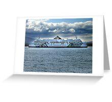 Coastal Inspiration Greeting Card