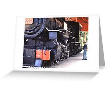Age of Steam Greeting Card