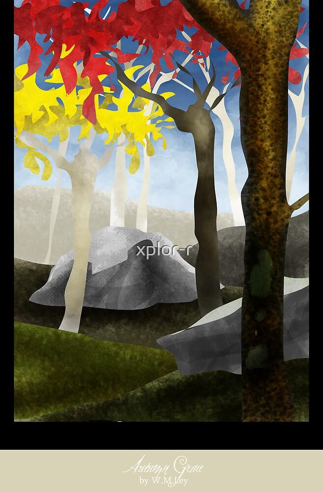 Autumn Grace by xplor-r