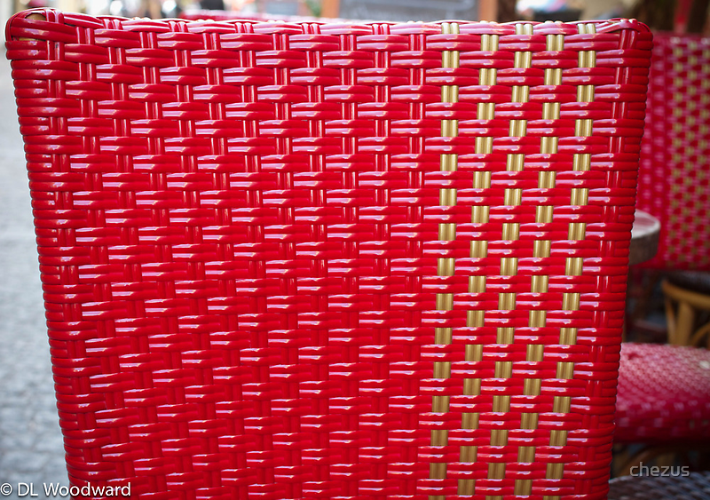 Red Chair by chezus