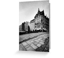 Gertraudenstraße Greeting Card