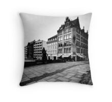 Gertraudenstraße Throw Pillow