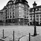 Grünstraßenbrücke by Markus Mayer