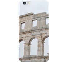 Pula Arena Closeup iPhone Case/Skin