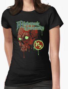 Miskatonic University Medical School Womens Fitted T-Shirt