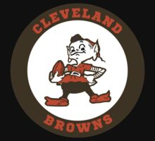 Cleveland Browns logo 2 by NOFOLE
