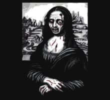 Moana Zombie by Jacqueline Gwynne