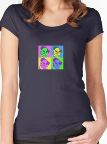 Leisure suit larry Women's Fitted Scoop T-Shirt