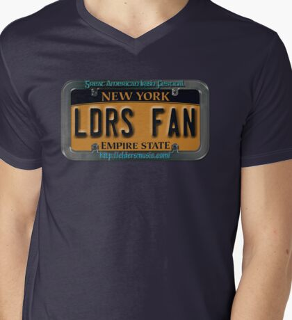 Elders Fan Tee - NY GAIF Edition Mens V-Neck T-Shirt