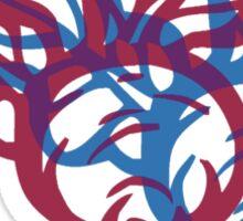 3D Radish Sticker
