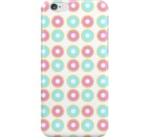 Donut Forget About Me iPhone Case/Skin