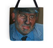 Engine Driver Tote Bag