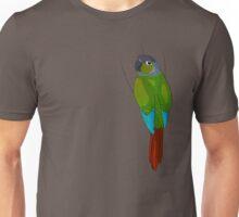 Green-Cheeked Conure Unisex T-Shirt