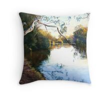 'Goulburn View' Throw Pillow
