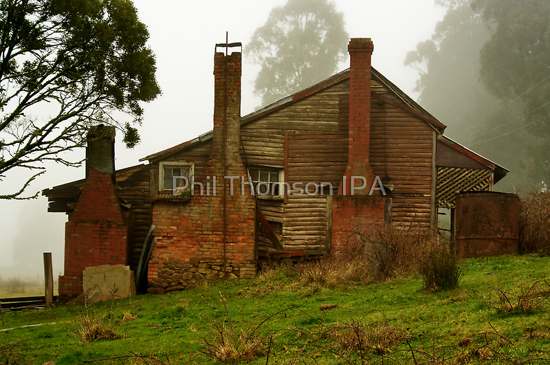 """""""Memories in the Mist"""" by Phil Thomson IPA"""