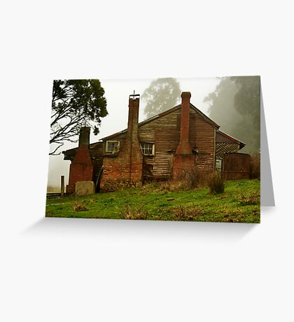 """Memories in the Mist"" Greeting Card"