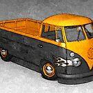 70 - VW Pickup by RootRock