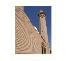 The Great Mosque of Monastir, Tunisia Art Print
