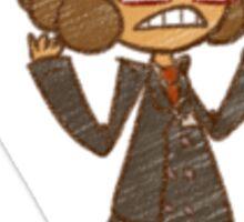 Chibi Desmond Sticker