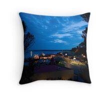 Strahan Dusk #3 Throw Pillow