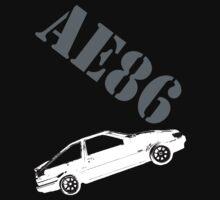 AE86 Inv by blacktopspirit