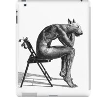 The Pear Refused to Fall ( Das Birnli will nit Fallen ) iPad Case/Skin