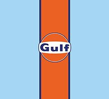 GULF - LeMans Racing by arialite