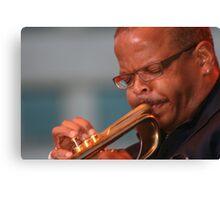 Terence Blanchard - DJF - 2010 - Jazzdom Canvas Print