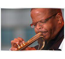 Terence Blanchard - DJF - 2010 - Jazzdom Poster
