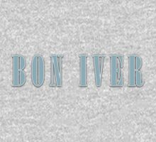 BON IVER - Logo  by positiver