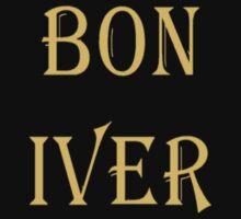 BON IVER Logo (SALE!) Kids Clothes